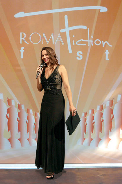 Elena Presti Roma Fiction Fest